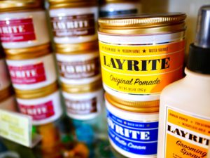 lAYRITE POMADE APACHE レイライト ポマード アパッシュ 整髪料 理美容器具 卸し 旭川