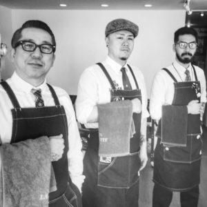旭川 理容室 床屋 バーバー 北海道 メンズカット ヘアスタイル アパッシュ