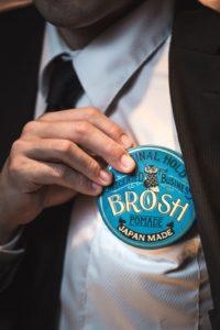 Apache Brosh Pomade BIZ Barber Mrbrothers アパッシュ ブロッシュ ポマード 無香料 ブラザーズ