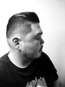 apache Barber mens アパッシュ メンズカット 理容室 床屋 バーバー メンズヘアースタイル