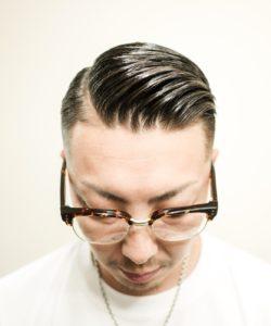 アパッシュ メンズ ヘアースタイル メンズカット 旭川 理容室 床屋 Barber Apache Reuzel Gel ルーゾー ジェル
