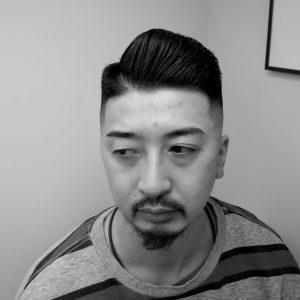 アパッシュ 理容室 バーバー 床屋 メンズヘアー メンズカット メンズヘアースタイル 旭川 Apache Barber