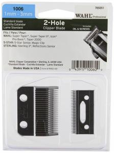 WAHL 2-Hole Clipper Blade【スーパーテーパー用】
