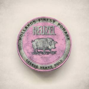REUZEL POMADE (ルーゾーポマード) HEAVY HOLD GREASE
