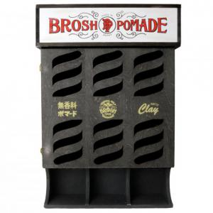 Brosh Pomade (ブロッシュポマード) Classic Display